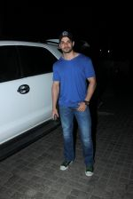 Sooraj Pancholi snapped at airport on 2nd Feb 2016