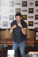 Sunny Deol in Delhi for Ghayal once again on 2nd Feb 2016 (25)_56b1b240943aa.jpg