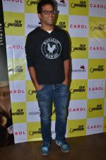 Vikramaditya Motwane at Anupama Chopra hosts screening for film Carol on 2nd Feb 2016 (14)_56b1b05e27917.JPG