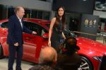 Katrina Kaif launches Jaguar XE at Auto Expo 2016 in Delhi on 3rd Feb 2016