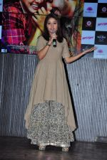 Sunidhi Chauhan at the music launch of movie Rhythm on 3rd Feb 2016