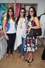 Anu Dewan, Mana Shetty at Araish on 4th Feb 2016