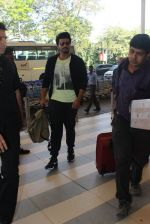 Arjun Kapoor snapped at airport on 4th Feb 2016