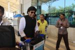Ashutosh Rana snapped at airport on 4th Feb 2016