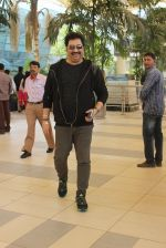 Kumar Sanu snapped at airport on 4th Feb 2016