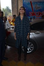 Sonam Kapoor promotes Neerja at Pillai university in Panvel on 4th Feb 2016