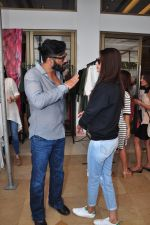 Sunil Shetty, Athiya Shetty  at Araish on 4th Feb 2016