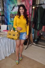 Tanisha Mukherjee at Araish on 4th Feb 2016
