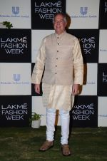 at Lakme fashion week press meet on 4th Feb 2016