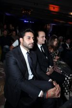 Abhishek Bachchan at NDTV Indian of the year on 5th Feb 2016