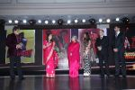 Amitabh Bachchan, Jaya Bachchan, Shweta Bachchan, Abhishek Bachchan at NDTV Indian of the year on 5th Feb 2016 (180)_56b71c02216e7.JPG