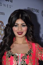 Ayesha Takia at national jewellery awards on 6th Feb 2016 (29)_56b73a3fe9458.JPG