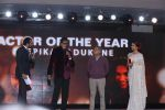 Deepika Padukone, Amitabh Bachchan at NDTV Indian of the year on 5th Feb 2016