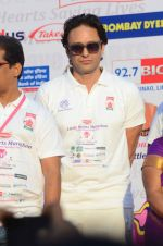 Ness Wadia at Wadia hospital little hearts marathon on 7th Feb 2016