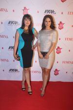 Preeti Jhangiani, Kim Sharma at Femina Beauty Awards in Mumbai on 5th Feb 2016 (129)_56b7197dadb84.JPG