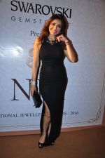 Queenie Dhody at national jewellery awards on 6th Feb 2016 (33)_56b739d36fe01.JPG