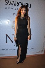 Queenie Dhody at national jewellery awards on 6th Feb 2016