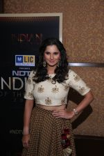 Sania Mirza at NDTV Indian of the year on 5th Feb 2016 (14)_56b71d2626621.JPG
