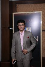 Saurabh Ganguly at NDTV Indian of the year on 5th Feb 2016