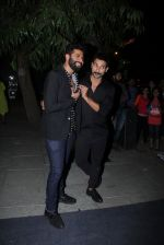 Shahid Kapoor, Kunal Rawal at Rohan Shrestha