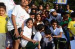 Shilpa Shetty at Wadia hospital little hearts marathon on 7th Feb 2016