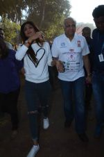Shilpa Shetty at Wadia hospital little hearts marathon on 7th Feb 2016 (20)_56b733fd37aa3.JPG