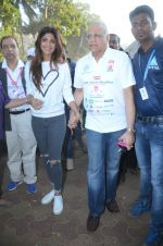 Shilpa Shetty at Wadia hospital little hearts marathon on 7th Feb 2016 (21)_56b733fe4383d.JPG