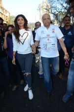 Shilpa Shetty at Wadia hospital little hearts marathon on 7th Feb 2016 (32)_56b7340945e5b.JPG