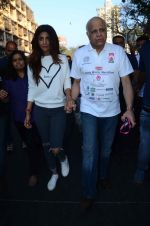 Shilpa Shetty at Wadia hospital little hearts marathon on 7th Feb 2016 (34)_56b7340ba70ba.JPG