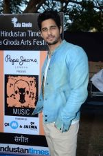 Sidharth Malhotra inaugurates Kala Ghoda festival on 6th Feb 2016 (19)_56b7344a668f2.JPG