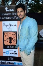 Sidharth Malhotra inaugurates Kala Ghoda festival on 6th Feb 2016 (21)_56b7344c7435d.JPG