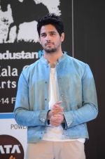 Sidharth Malhotra inaugurates Kala Ghoda festival on 6th Feb 2016 (26)_56b73450b83a9.JPG