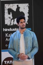 Sidharth Malhotra inaugurates Kala Ghoda festival on 6th Feb 2016 (29)_56b73453e545d.JPG
