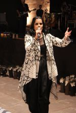 Sona Mohapatra performing at Mehrangarh Fort, a UNESCO heritage site, Jodhpur on 5th Feb 2016