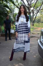 Sonam Kapoor promotes Neerja in IIT Powai on 6th Feb 2016