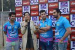 at CCL Match with Bhojpuri Dabanggs Vs Mumbai Heroes on 6th Feb 2016 (88)_56b732ef91fa3.JPG