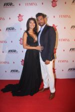 rochelle rao at Femina Beauty Awards in Mumbai on 5th Feb 2016 (217)_56b719999f429.JPG