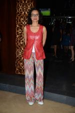 Adhuna Akhtar snapped with other hair stylists on 7th Feb 2016