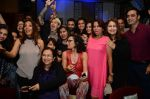 Adhuna Akhtar, Sapna Bhavnani snapped with other hair stylists on 7th Feb 2016