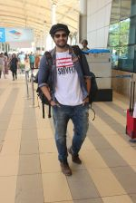 Ali Fazal snapped at airport on 7th Feb 2016