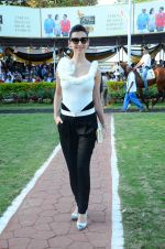 Claudia Ciesla at Kingfisher Ultra Derby 2016 on 7th Feb 2016