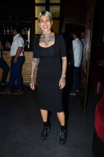 Sapna Bhavnani snapped with other hair stylists on 7th Feb 2016