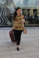Taapsee Pannu snapped at airport on 7th Feb 2016