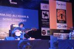 at Kala Ghoda festival with Pepe Jeans concert Ayan Amaan Ali on 7th Feb 2016