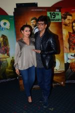 Lisa Ray, Javed Jaffrey promotes Ishq Forever on 8th Feb 2016