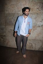 Ali Fazal at Deadpool screening on 9th Feb 2016