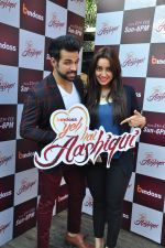 Asha Negi, Rithvik Dhanjani at Bindass Yeh Aashiqui launch on 9th Feb 2016 (6)_56baf9bb3832a.JPG
