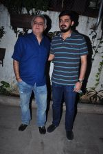 Hansal Mehta at Aligargh screening in Mumbai on 9th Feb 2016