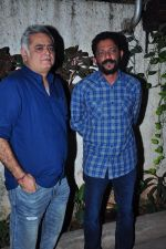 Hansal Mehta, Nishikant Kamat at Aligargh screening in Mumbai on 9th Feb 2016 (34)_56bafa3a8eb74.JPG