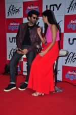 Katrina Kaif, Aditya Roy Kapoor at Fitoor press meet in Reliance Digital on 10th Feb 2016 (28)_56bb45f0a4467.JPG